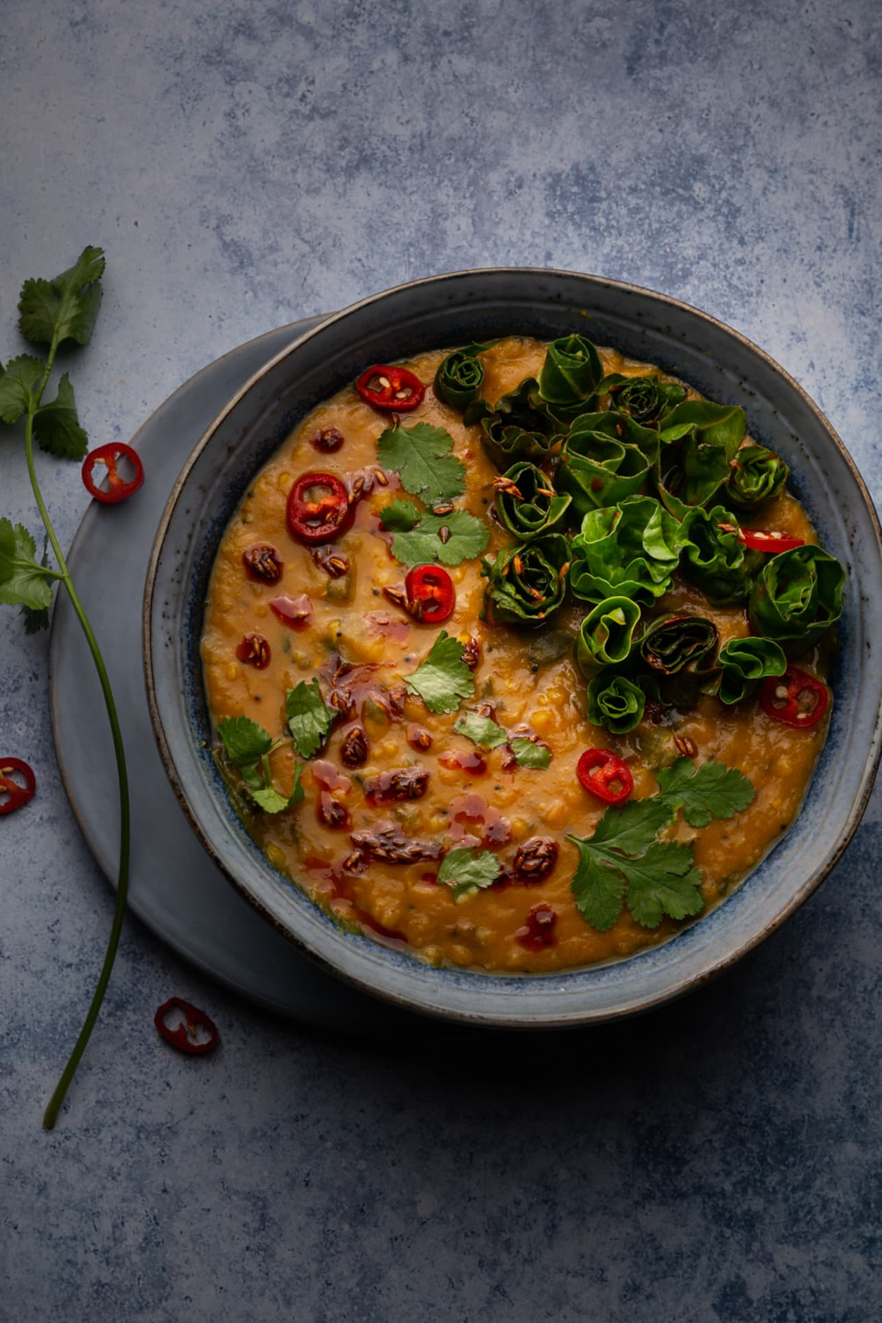 Vegan Tadka Dal