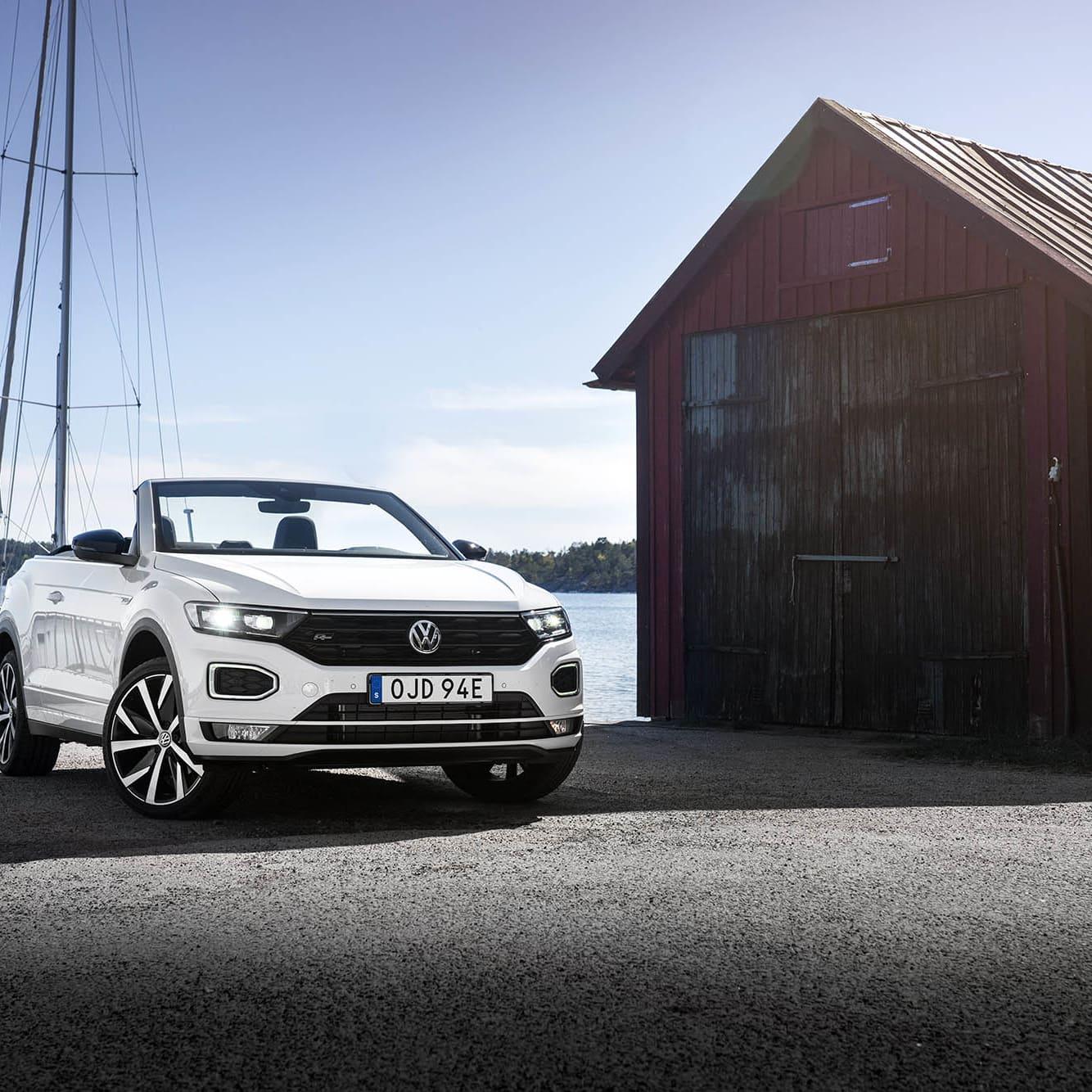 T-Roc Cabriolet känns om ett givet tillskott i Volkswagens familj och nog en trevligare bil i längden än vad Golf Cabriolet varit.