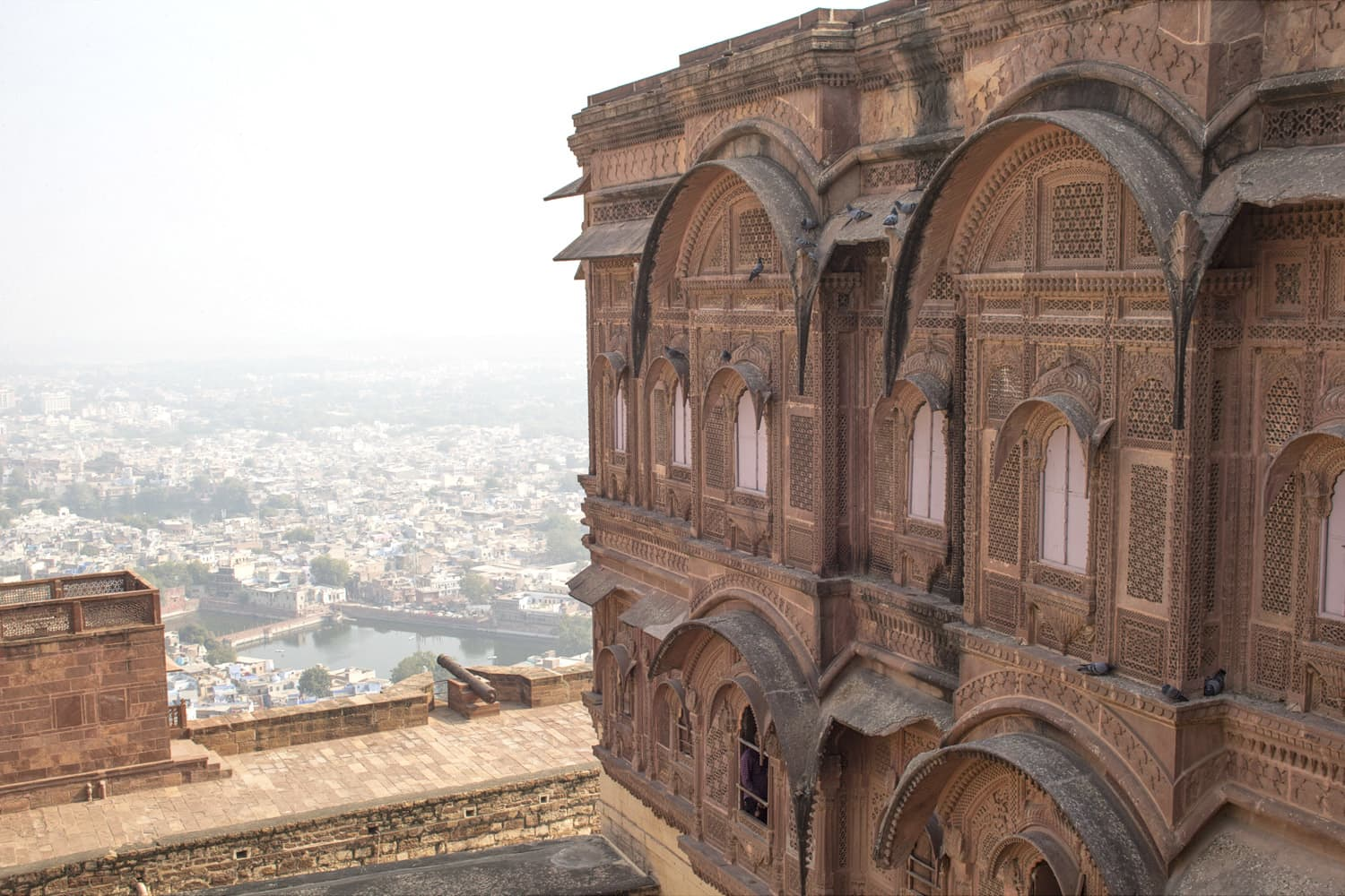 Mehrangarh Fort and Palace Museum