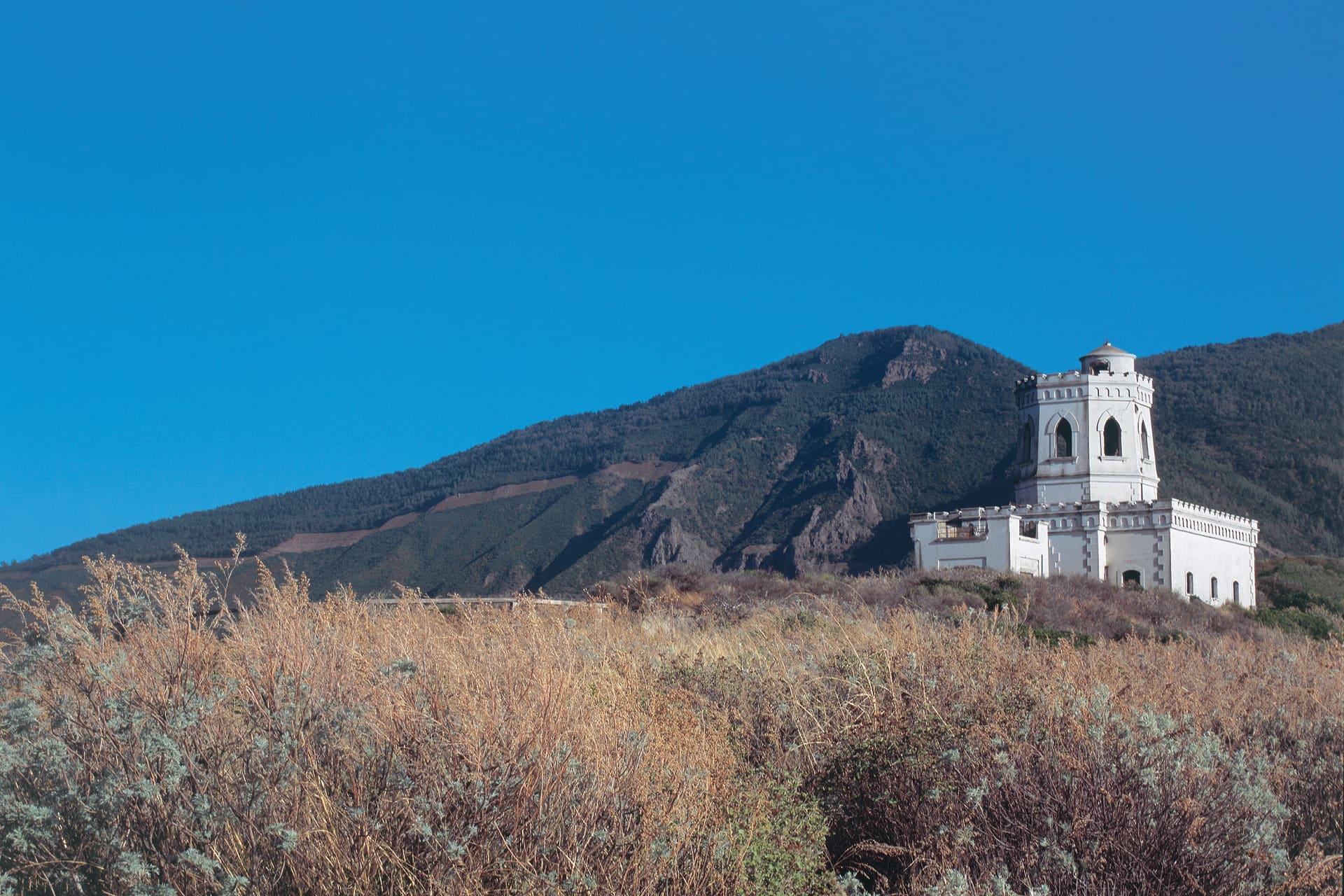 The Pollara Observatory.