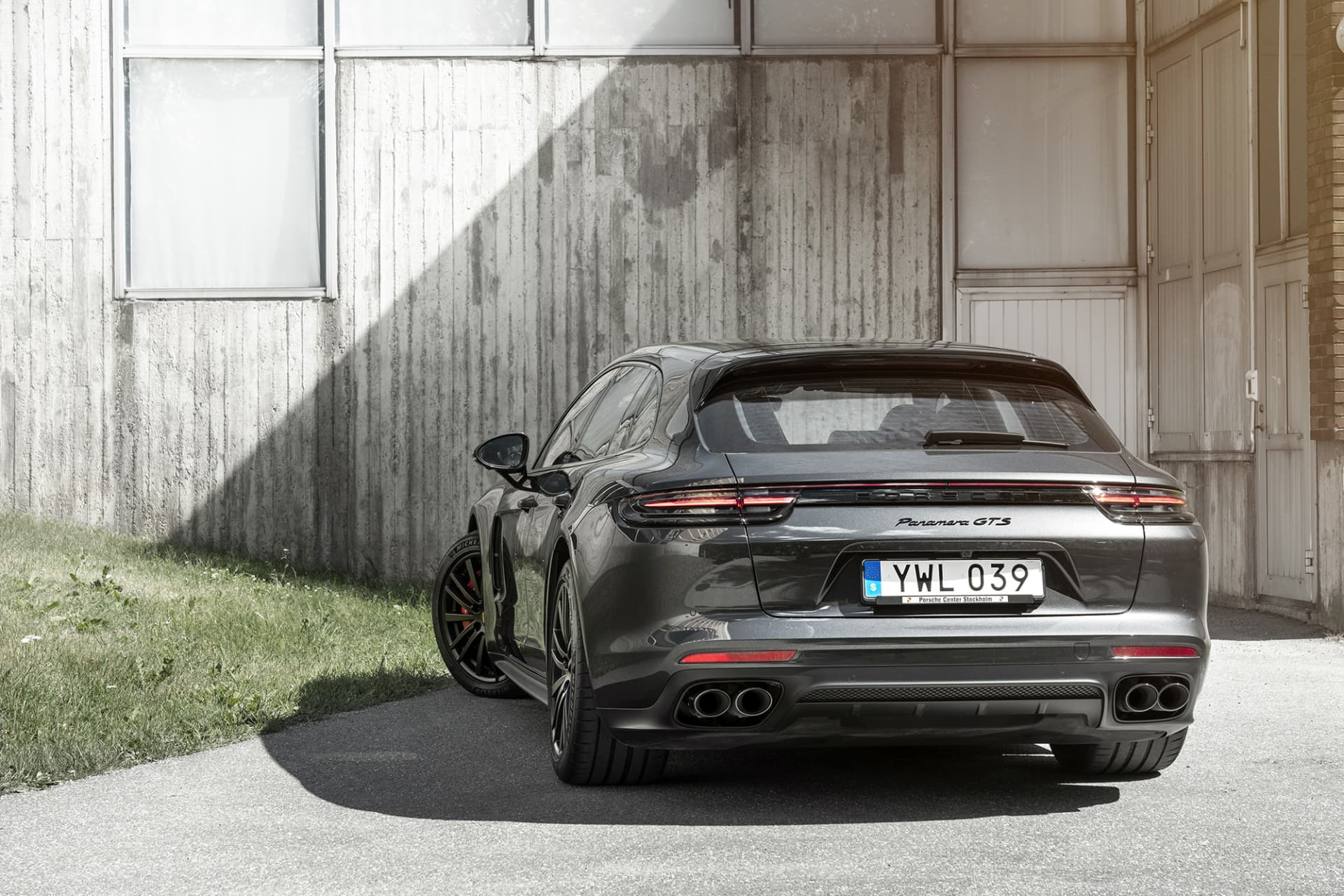 Med Panamera Sport Turismo GTS fortsätter Porsche visa vart skåpet ska stå när det kommer till mångsidigheten hos lyxbilar i den här klassen.