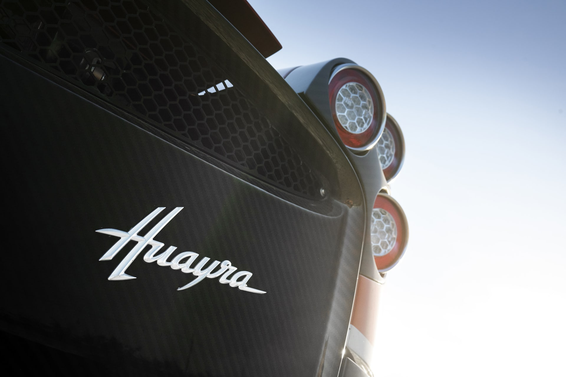 The name Huayra comes from the South American wind god Huayra Tata.