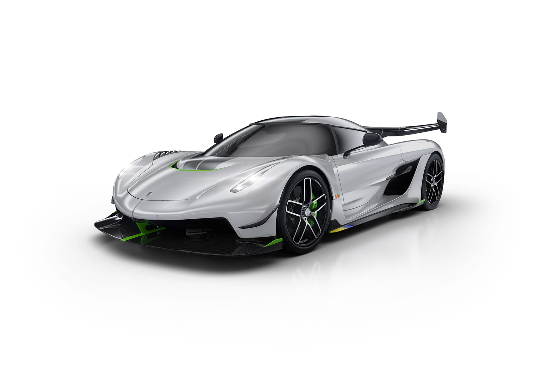 Let's introduce Koneigsegg Jesko! A bigger, stronger, faster and more expensive Koenigsegg than ever before!