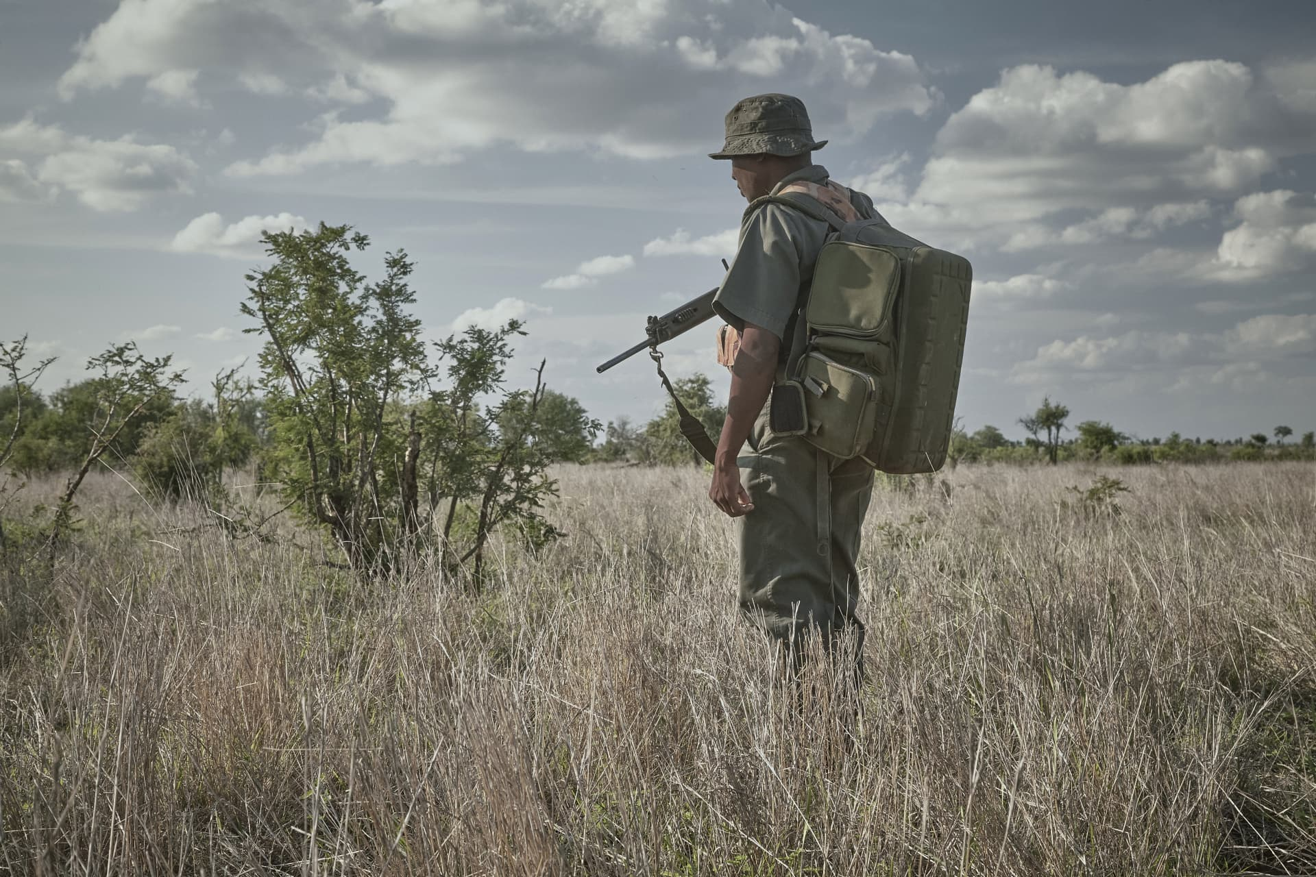 Field rangers work as a team and sometimes as a family, but it takes individual resolve to resume the daily challenges of patrolling and defending the park.