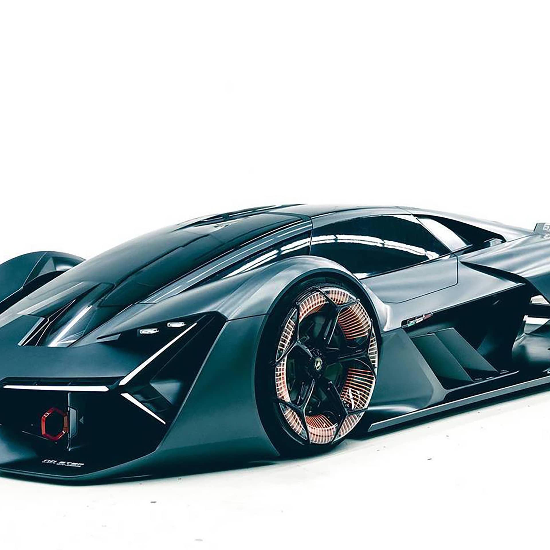 Lamborghini Terzo Millennio är ett samarbete med MIT, Massachusetts Institute of Technology i USA där man visar vad framtiden har att inbringa när det kommer till elektrifiering.