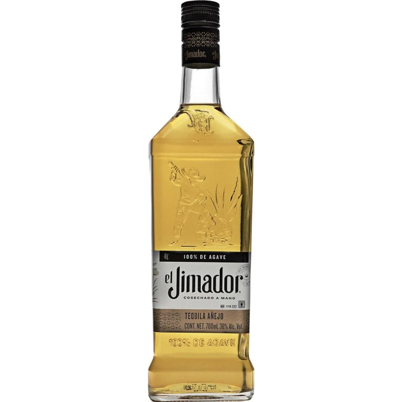 El Jimador Añejo Tequila