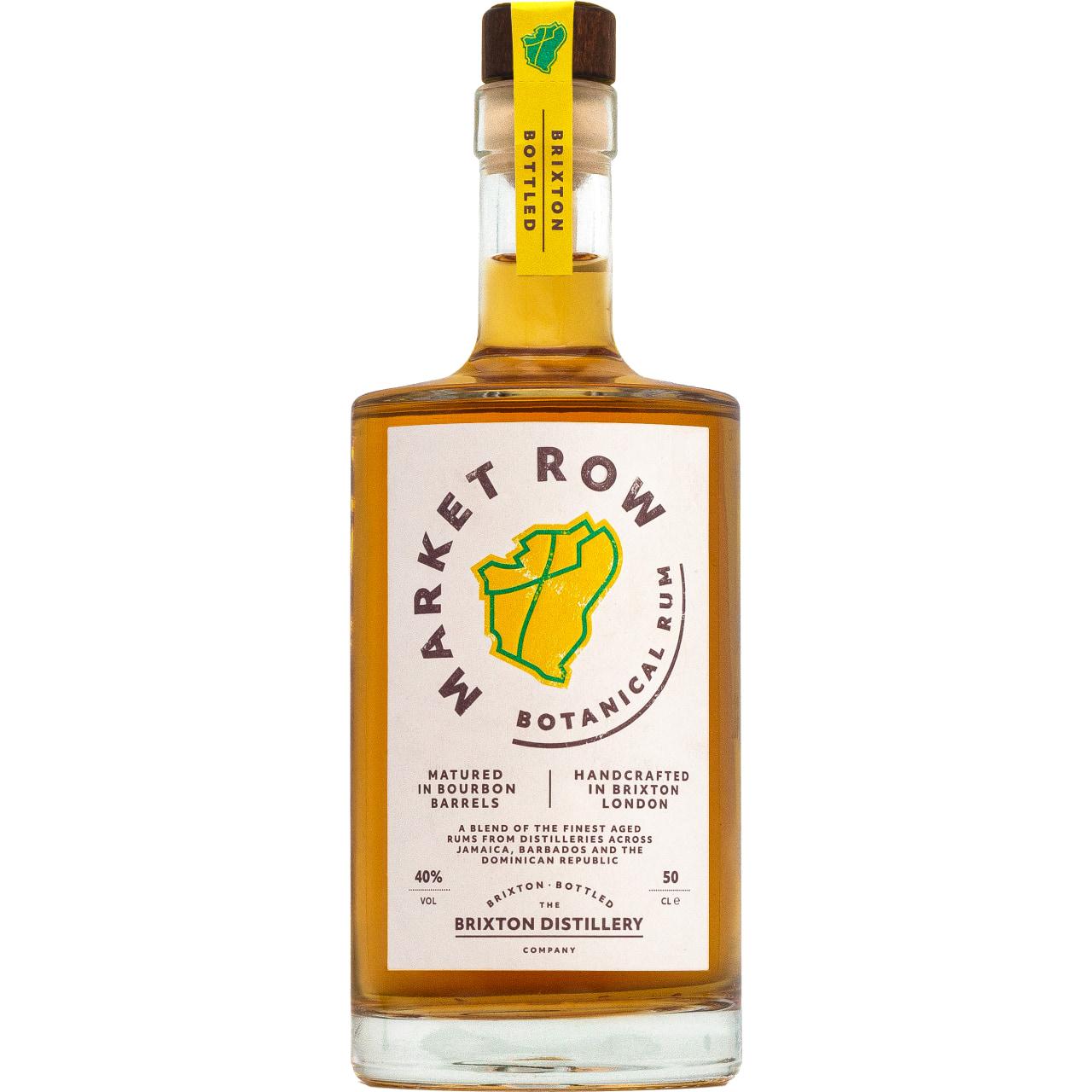 Market Row Botanical Rum