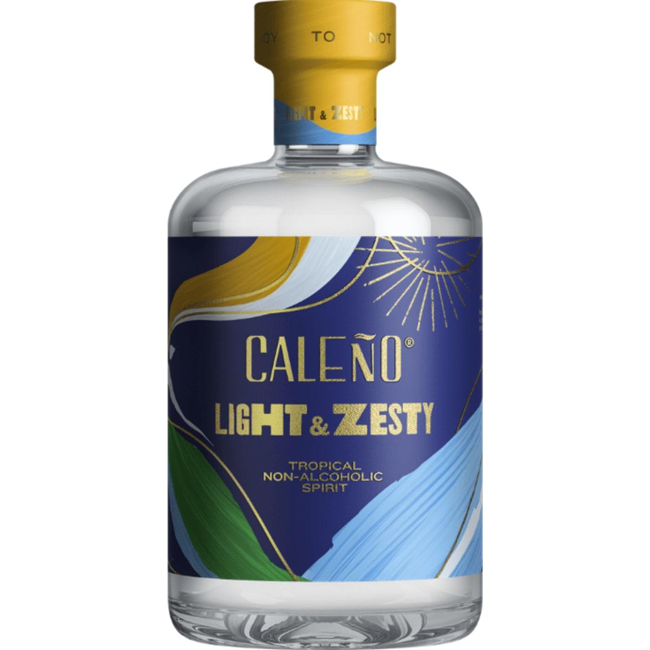 Caleño Light & Zesty