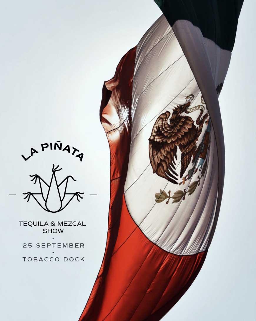 La Piñata Tequila event