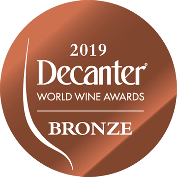 Decanter World Wine Awards 2019 Bronze