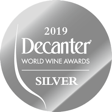 Decanter World Wine Awards 2019 Silver