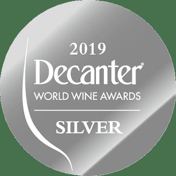 Decanter World Wine Awards 2019 Silver