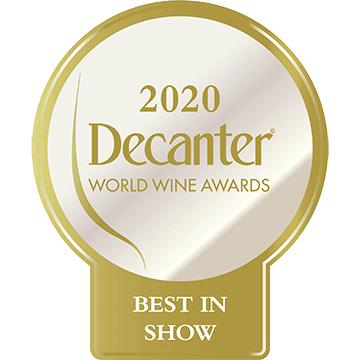 Decanter World Wine Awards 2020 Best in Show