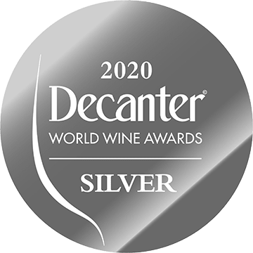 Decanter World Wine Awards 2020 Silver