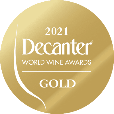 Decanter World Wine Awards 2021 Gold
