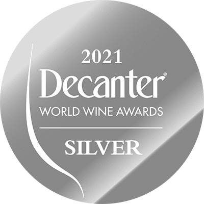 Dectanter World Wine Awards 2021 Silver