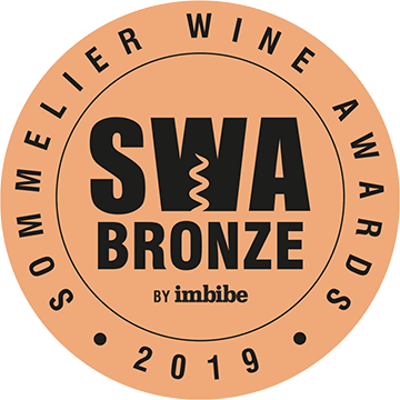Sommelier Wine Awards 2019 Bronze