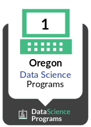 Number of Data Science Programs in Oregon
