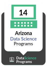 Number of Data Science Programs in Arizona