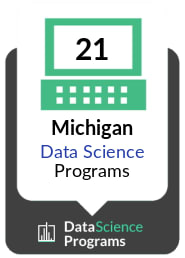 Number of Data Science Programs in Michigan