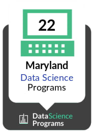 Number of Data Science Programs in Maryland