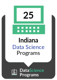 Number of Data Science Programs in Indiana