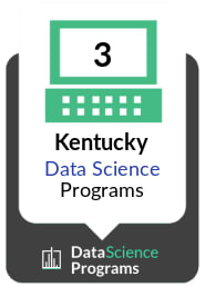 Number of Data Science Programs in Kentucky