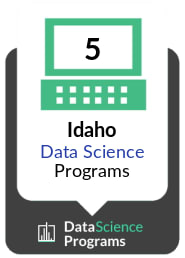 Number of Data Science Programs in Idaho