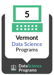 Number of Data Science Programs in Vermont