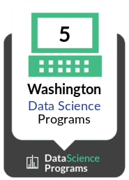 Number of Data Science Programs in Washington