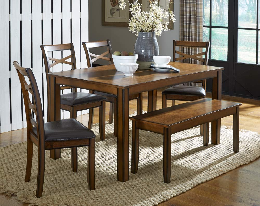 Redondo 6 piece Dining Set