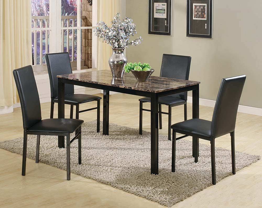 Aiden 5 piece Dining Set