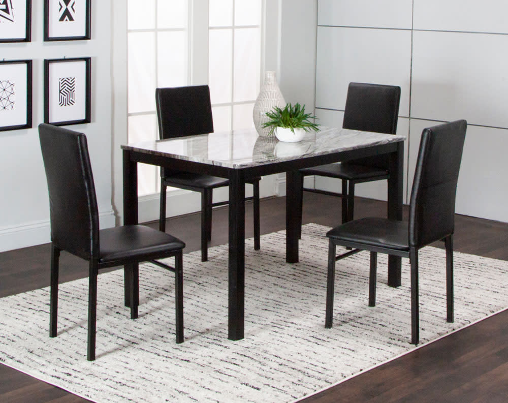 Julie 5 Piece Dining Set
