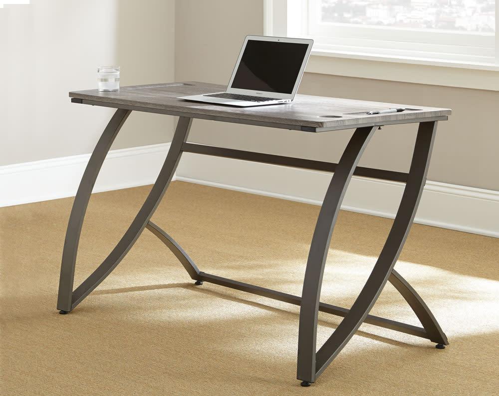 Hatfield Metal Computer Desk