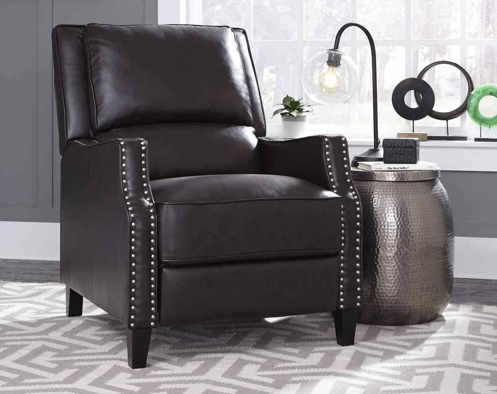 Alston Brown Recliner Accent Chair