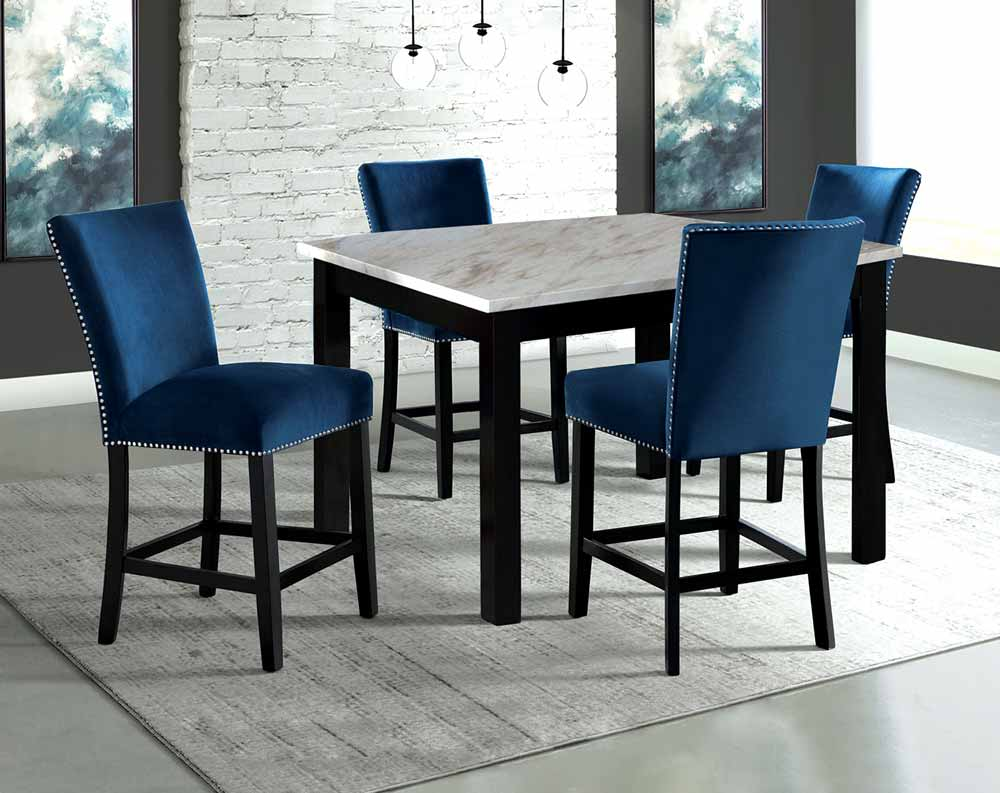 Marco 5 piece Counter Height Dining Set