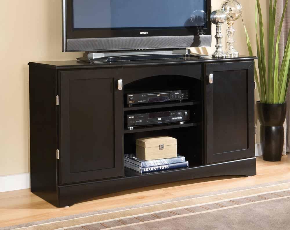 Carter Black TV Console