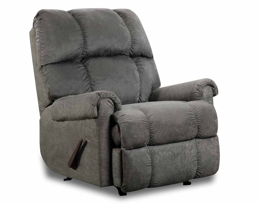 Crushed Graphite Motion Recliner