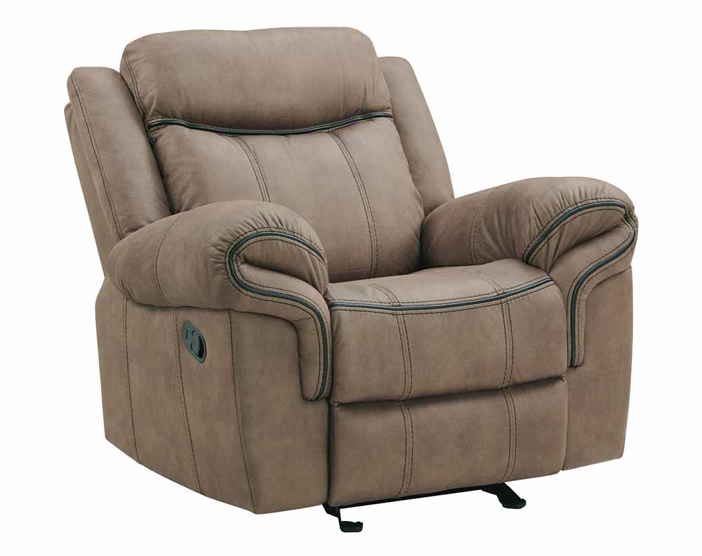 Sorrento Brown Recliner