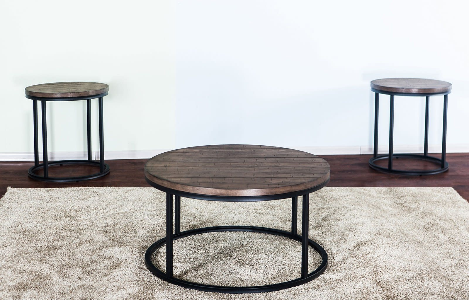 Felix Round Cocktail Table
