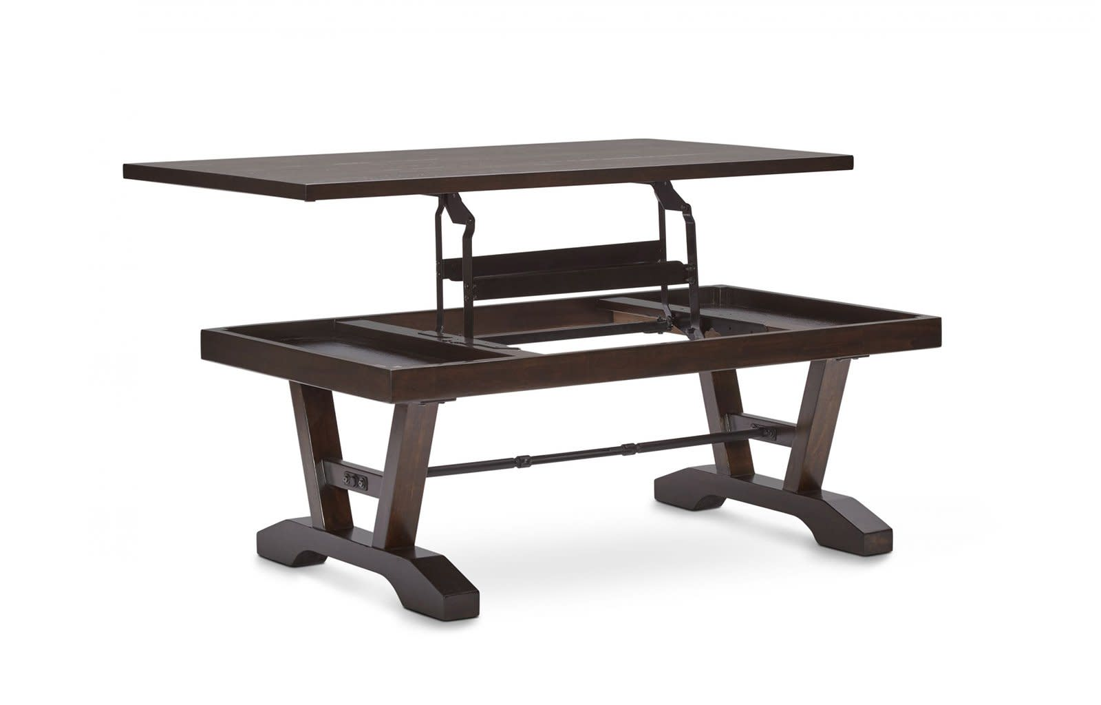7611 Lift Top Coffee Table