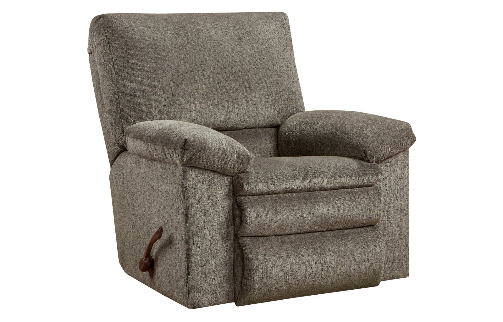 Tosh Pewter Rocker Recliner