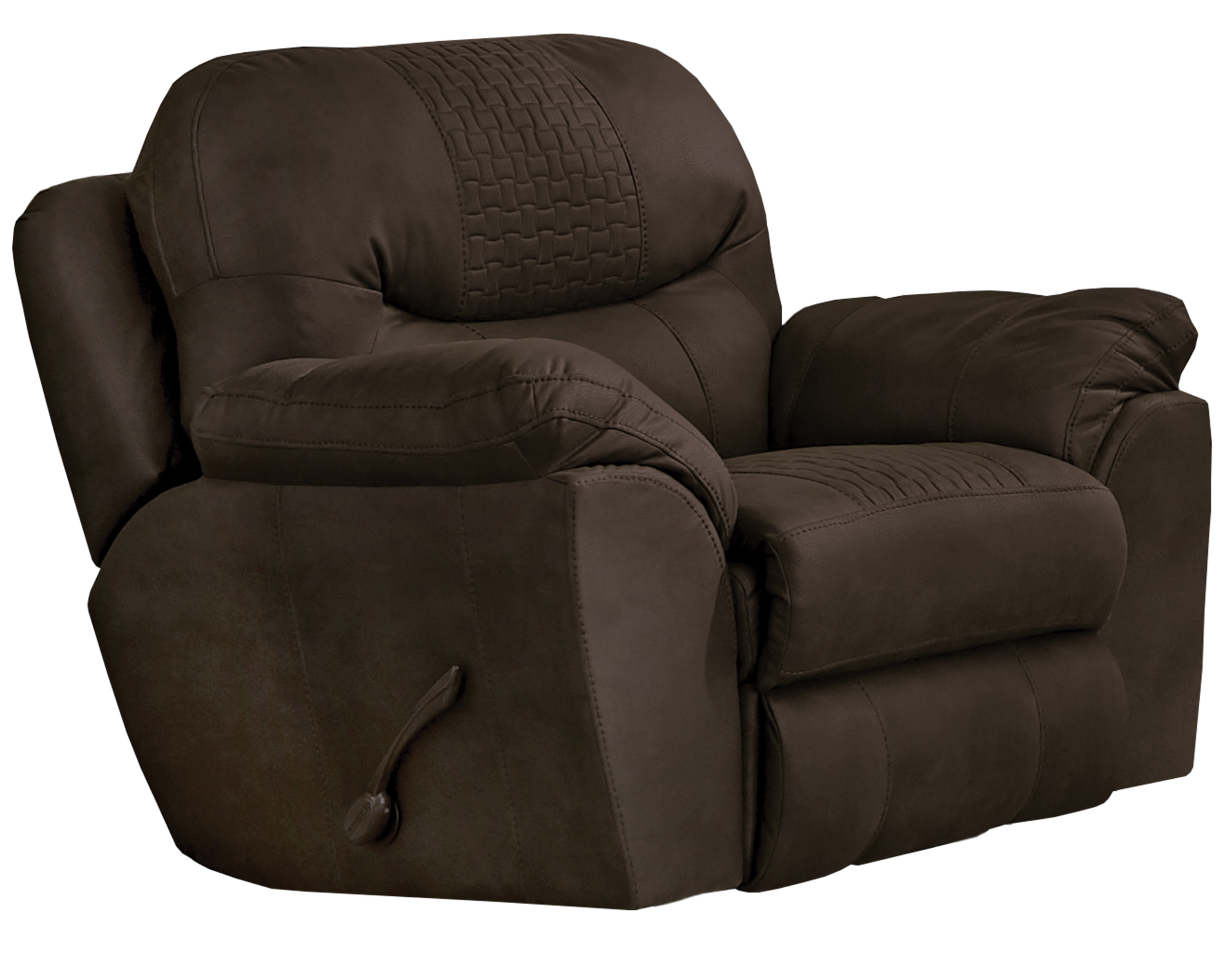 Legend Chocolate Recliner