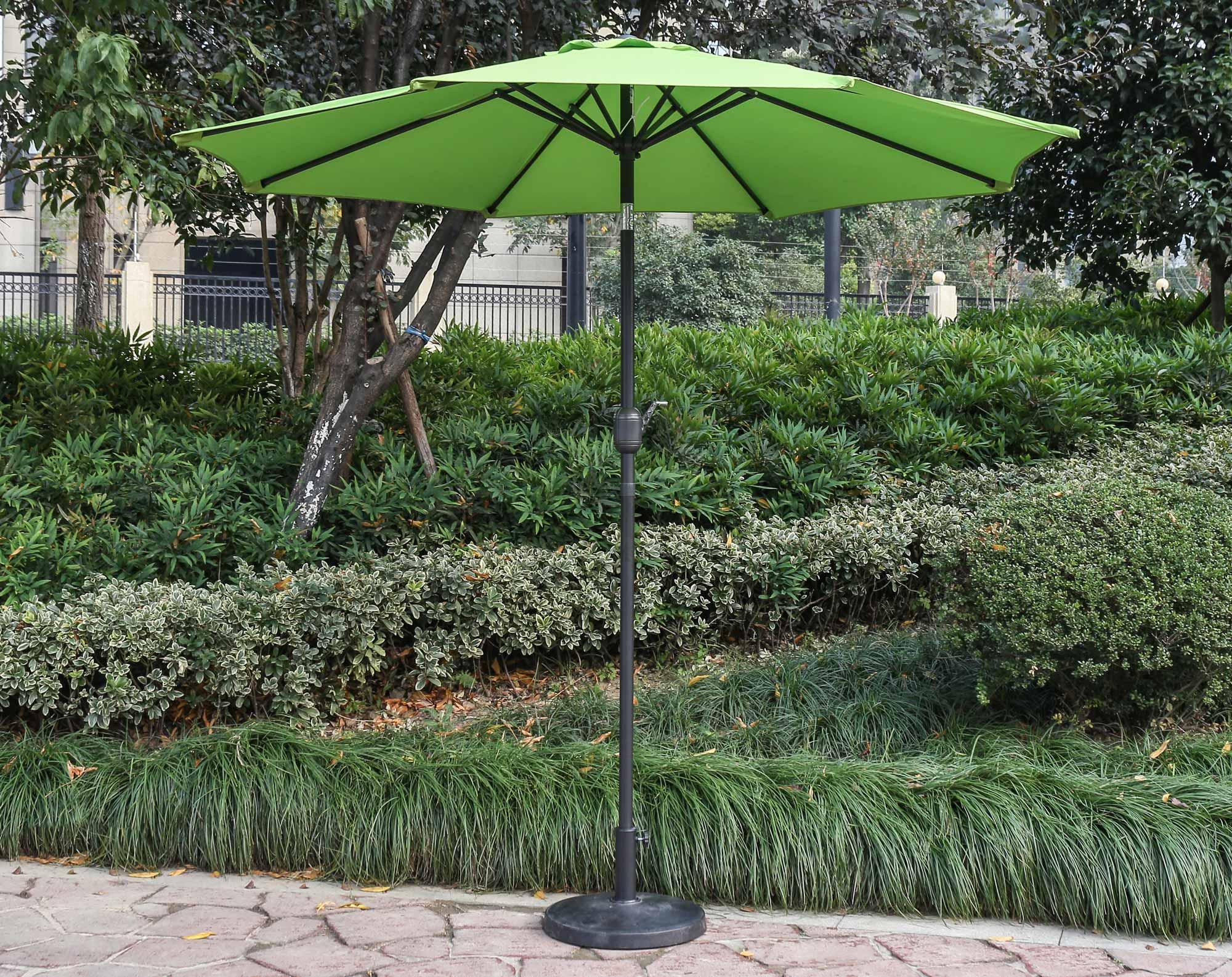 """96"""" Green Umbrella"""