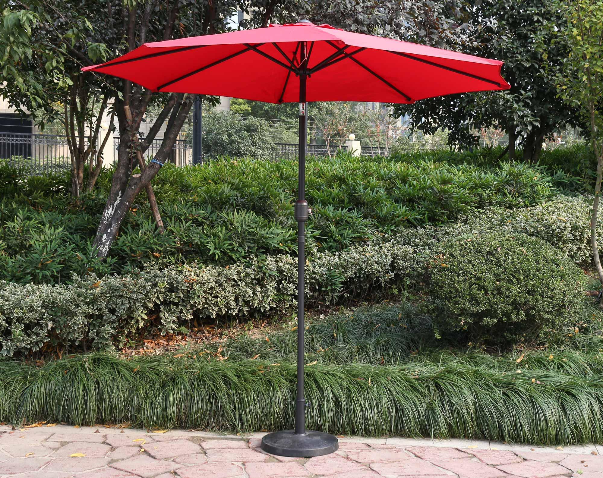 """96"""" Red Umbrella"""