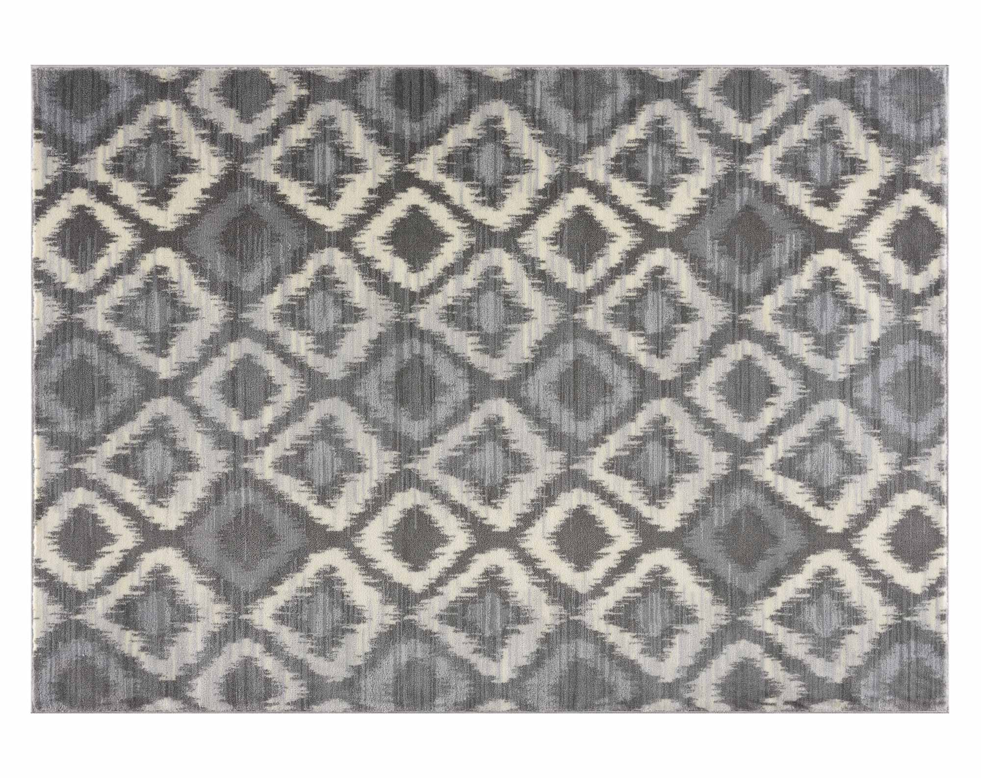 5  x 7  Allatoona Area Rug - Grey