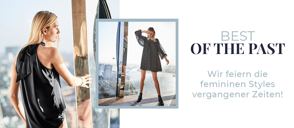 Best of the past- Fashion-Trends entdecken!