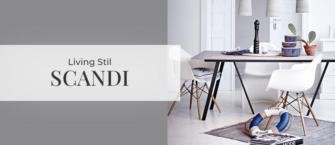 Living Stil-Scandi