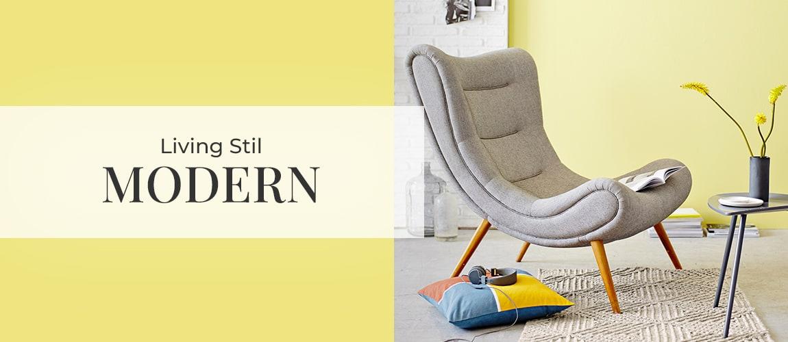 Living Stil-Modern
