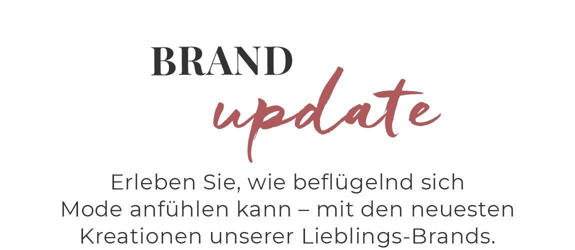 Brands Update
